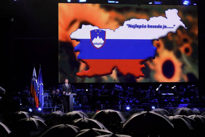 Address of the President of the Republic of Slovenia, Borut Pahor, at the main celebration of Statehood Day of the Republic of Slovenia