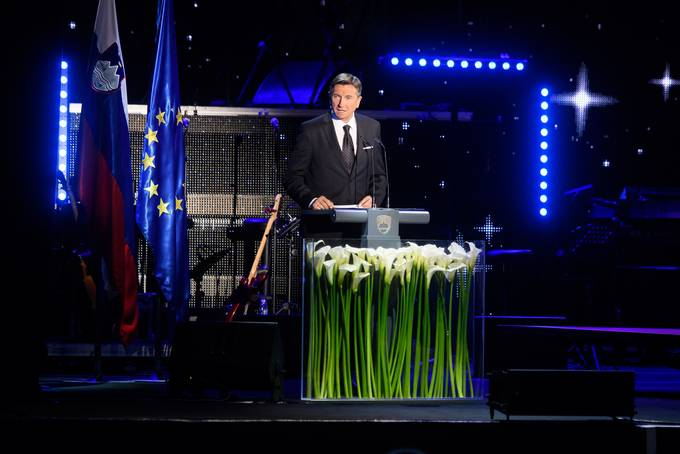 Speech by the President of the Republic of Slovenia, Borut Pahor, at the main celebration of Statehood Day